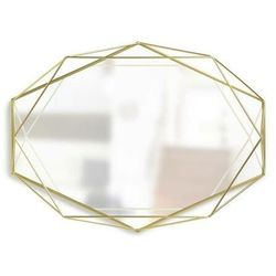 Umbra Prisma złote lustro