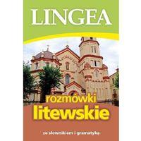 Książki do nauki języka, ROZMÓWKI LITEWSKIE - mamy na stanie, wyślemy natychmiast (opr. miękka)