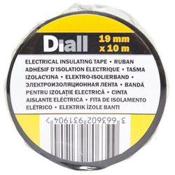 Taśma izolacyjna Diall PCV 19 mm x 10 m czarna