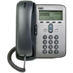 CP-7911G Telefon Cisco CP-7911G z monochromatycznym wyświetlaczem