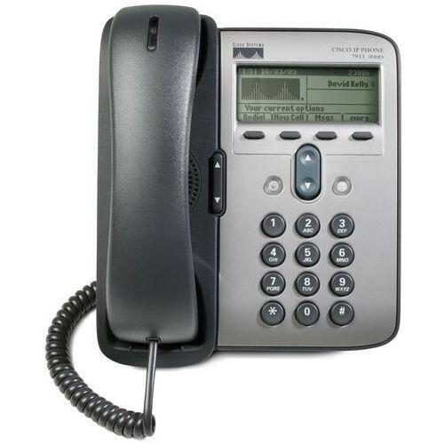 Telefony i akcesoria VoIP, CP-7911G Telefon Cisco CP-7911G 2x RJ45 10/100