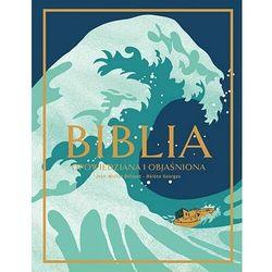 Biblia Opowiedziana i objaśniona - Jean-Michel Billioud (opr. twarda)