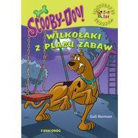 Literatura młodzieżowa, ScoobyDoo! Wilkołaki z placu zabaw Poczytaj ze Scoobym - Gail Herman - książka (opr. broszurowa)