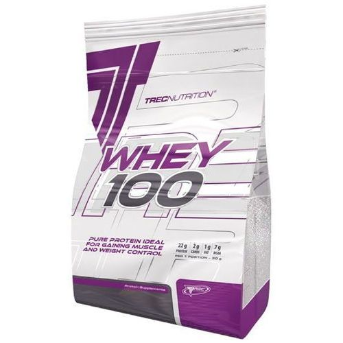 Odżywki białkowe, Białko Trec WHEY 100 900g o smaku ciasteczkowym
