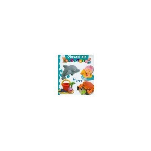 Książki dla dzieci, Obrazki dla maluchów - morze (opr. twarda)