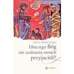 Dlaczego Bóg nie uzdrawia swoich przyjaciół? - José H. Prado Flores - ebook