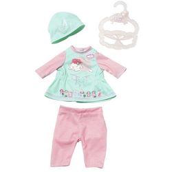 Baby Annabell ubranie dla lalki 36 cm miętowy
