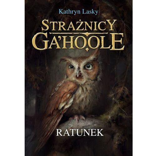 Literatura młodzieżowa, Ratunek tom 3. Darmowy odbiór w niemal 100 księgarniach! (opr. miękka)