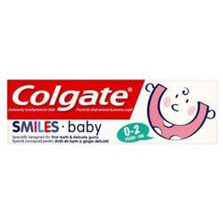 COLGATE 50ml Smiles Baby pasta do zębów dla dzieci 0-2 lat