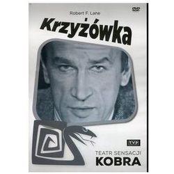 Krzyżówka Teatr Sensacji Kobra. Darmowy odbiór w niemal 100 księgarniach!