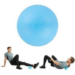 Piłka do masażu inSPORTline rehabilitacyjna Thera 12 cm, Niebieski