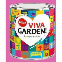 Emalia akrylowa Altax Viva Garden różowe goździki 0,75 l