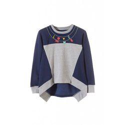 Bluza dresowa dla dziewczynki 4F3204 Oferta ważna tylko do 2019-08-29