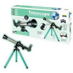 Teleskop na statywie