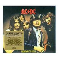 Rock, AC/DC - HIGHWAY TO HELL (CD)