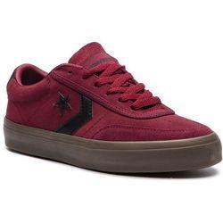 Sneakersy CONVERSE - Courtlandt Ox C162572 Dark Burgundy/Black/Brown