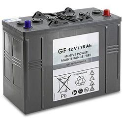 Akumulator (12V/76Ah, żelowy), Karcher ✔AUTORYZOWANY PARTNER KARCHER ✔KARTA 0ZŁ ✔POBRANIE 0ZŁ ✔ZWROT 30DNI ✔RATY ✔GWARANCJA D2D ✔WEJDŹ I KUP NAJTANIEJ