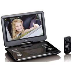 Przenośny odtwarzacz DVD LENCO DVP-1210 Czarny