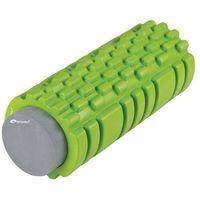 Sprzęt do gimnastyki, Wałek fitness SPOKEY Teel 2in1 Zielony