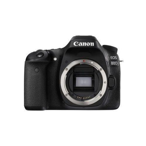 Lustrzanki cyfrowe, Canon EOS 80D