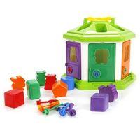 Pozostałe zabawki, Domek logiczny Nr 2 siatka