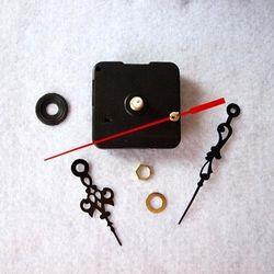 Mechanizm do zegara z krótkim gwintem + wskazówki - KGW