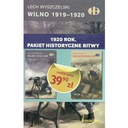 Pakiet. Historyczne bitwy 1920 rok. Wilno 1919-1920, Galicja wschodnia 1920 (opr. miękka)
