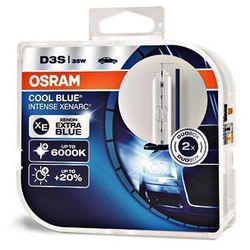 OSRAM D3S 35W PK32d-5 Reflektorowe lampy wyładowcze XENARC® COOL BLUE® Intense (temperatura barwowa do 6000K)