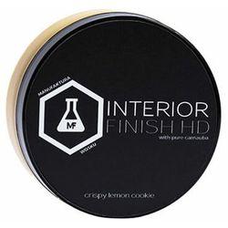 Interior Finish HD Manufaktura wosku 75ml - Scotch & Vanilla Scent - wosk do dekorów