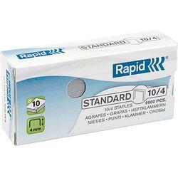 Zszywki Rapid Standard 10/4, 5M - 24863000