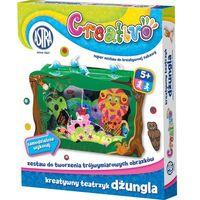 Kreatywne dla dzieci, Kreatywny teatrzyk ASTRA Creativo Dżungla