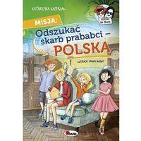 Literatura młodzieżowa, Misja skarb prababci-polska. dzieciaki na tropie (opr. miękka)