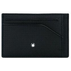 Montblanc Montblanc Extreme 2.0 Etui na karty RFID skórzana 11 cm schwarz ZAPISZ SIĘ DO NASZEGO NEWSLETTERA, A OTRZYMASZ VOUCHER Z 15% ZNIŻKĄ