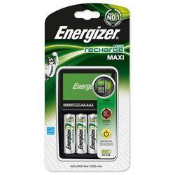 Ładowarka ENERGIZER Maxi Compact 4 x AA 2000 mAh