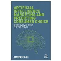 Biblioteka biznesu, Artificial Intelligence Marketing And Predicting Consumer Choice