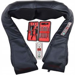 Masażer szyi karku pleców ciała Shiatsu Box + Mani 1105