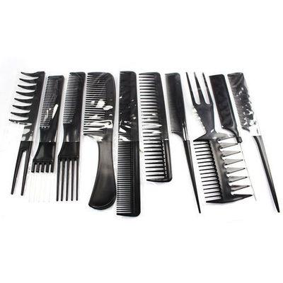 online tutaj nowe style specjalne wyprzedaże Smith chu Zestaw 10 x grzebień fryzjerski + etui grzebienie