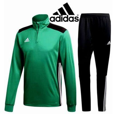 Dres trenigowy Adidas Regista 18 ze zwężanymi nogawkami