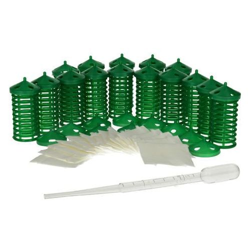 No-pest Dyspenser zapachu hukinola 15 sztuk + pipeta gratis.