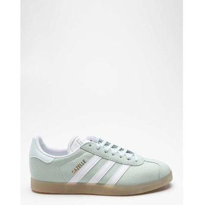 DamskieMęskie Adidas Zx Flux K 421 biały