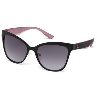 Okulary Słoneczne Guess GU 7465 02B