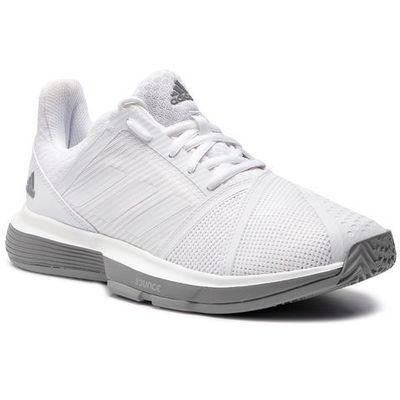 official photos e8ab7 e1d1e Buty adidas - CourtJam Bounce W CG6354 FtwwhtFtwwhtLgrani, kolor biały