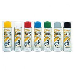 Specjalny spray do znakowania Traffic, biały (3495882010105)
