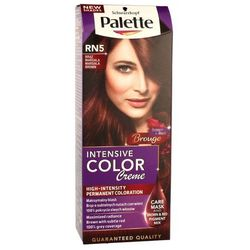 Palette Intensive Color Creme Krem koloryzujący nr RN5-brąz Marsala 1op. - Schwarzkopf (9000101036169)