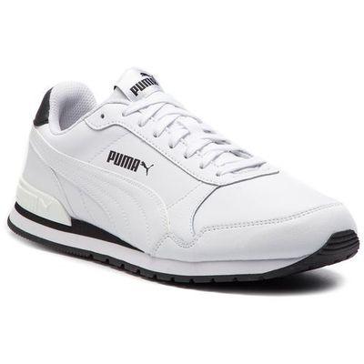 Sneakersy st runner v2 full l 365277 01 puma whitepuma white, Puma, 41 48.5