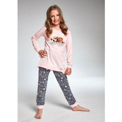 6a6a746752f586 young girl 036/101 bedtime story piżama dziewczęca marki Cornette