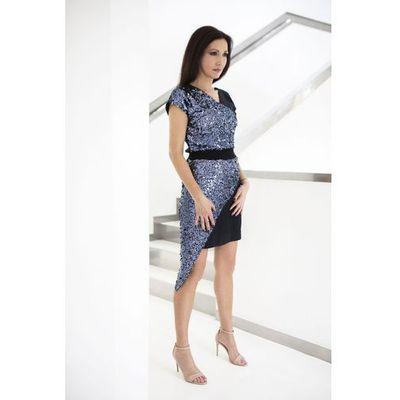 43e7cd43d8 Suknie i sukienki Myannie promocja 2019 - znajdz-taniej.pl