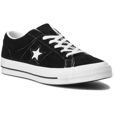 Trampki star player ox bla 159780c blackwhitewhite, Converse, 35 46.5