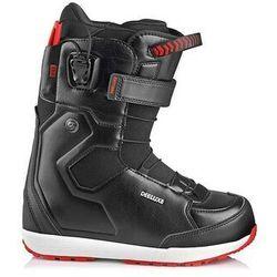 Buty snowboardowe - empire pf freestyle black (9110) marki Deeluxe