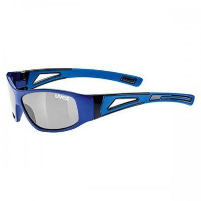 Okulary Sportowe Niebieskie Szkła UV400 z polaryzacją wejdź